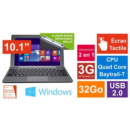 "Tablette Tactile Dust DU-i100BK132 -32Go-10"""