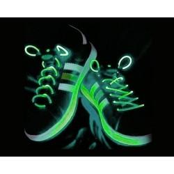 Lacets Lumineux Vert