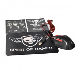 Advance Spirit of Gamer ELITE-M8 + Tapis de souris