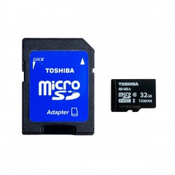Carte Micro SD Toshiba 32GB