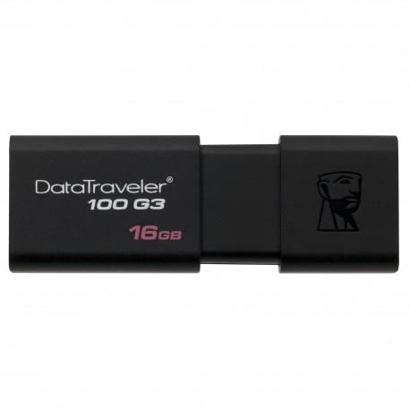 Clé USB Kingston 16 Go DataTraveler 100 G3 USB 3.0
