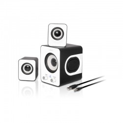 Enceinte ADVANCE SP-U803WT SoundPhonic 2.1 6Watts RMS blanc