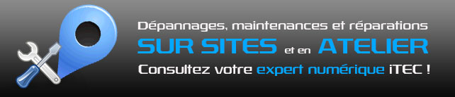 iTEC SHOP - Dépannage Informatique (PC) Miramas